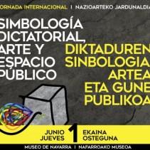 Jornada Simbología dictatorial, arte y espacio público