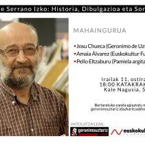 Bixente Serrano Izko: Historia, Dibulgazioa eta Sormena